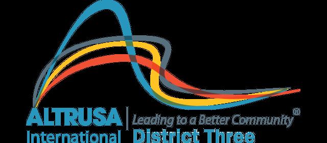 Altrusa District Three Logo